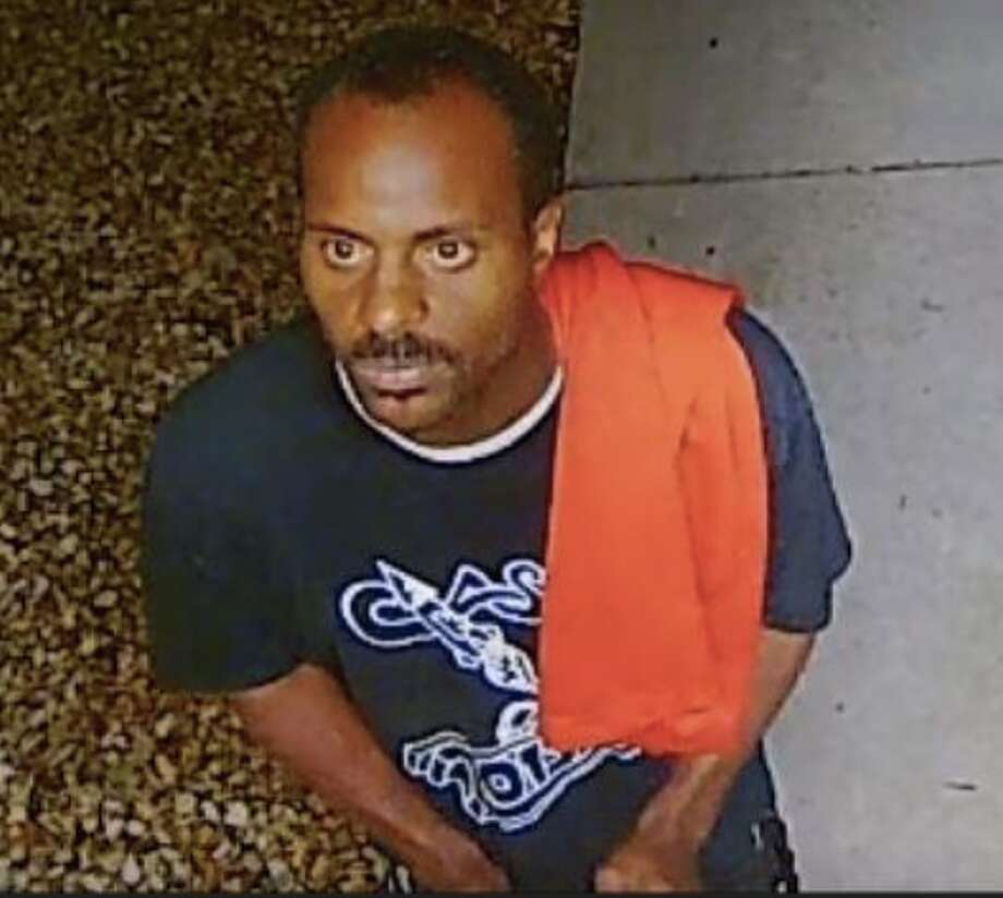 San Antonio police are asking for assistance in identifying a man allegedly caught exposing himself on a home security camera. Photo: San Antonio Police Department