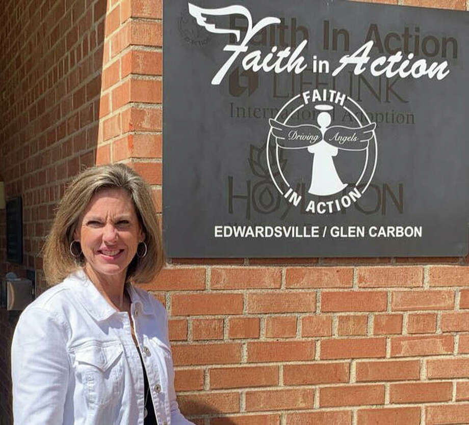 Marcia Golden retired on May 29 as executive director of Faith in Action Edwardsville/Glen Carbon. Photo: For The Intelligencer