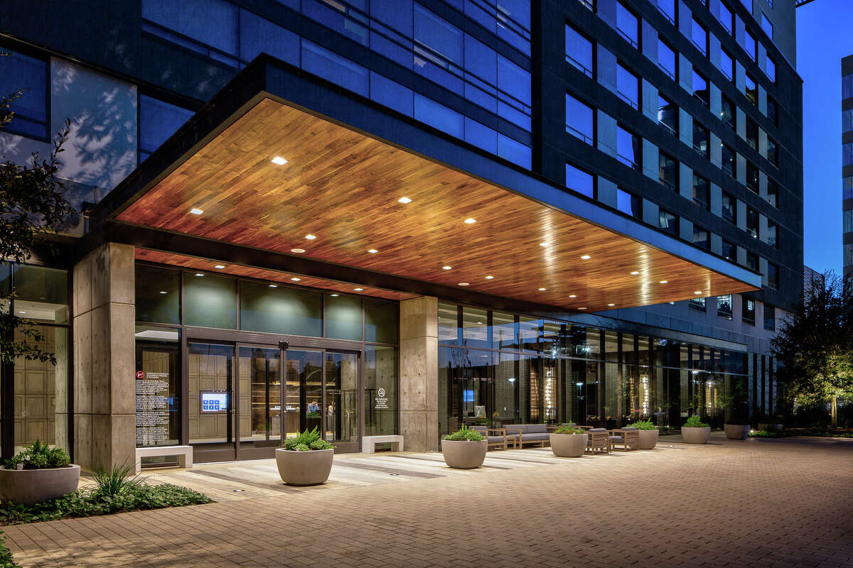 CityPlace Marriott at Springwoods Village is a full-service hotel at 1200 Lake Plaza Drive in Spring.