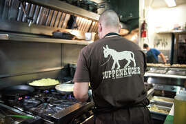 Suppenkuche serves up traditional German food and beer to go in Hayes Valley.