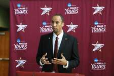 TAMIU men's basketball coach Rodney McConnell gave his thoughts on the nationwide George Floyd protests.
