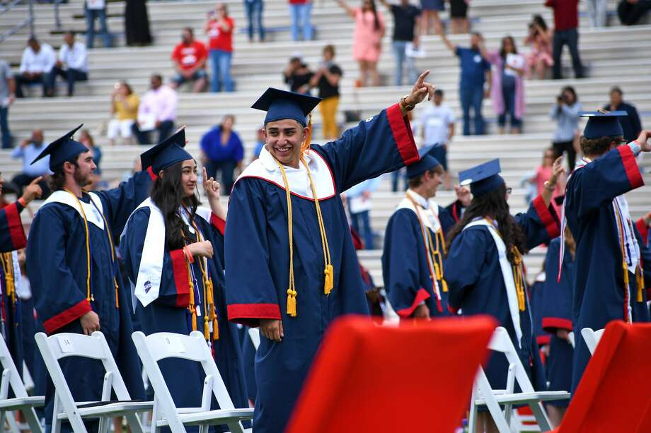 PHS Graduation 2020 Photo: Nathan Giese/Plainview Herald