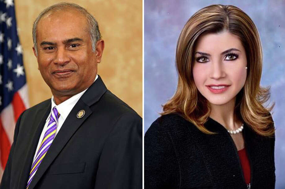 Laredo City Council on Monday unanimously approved the appointments for two assistant city managers from within Laredo's administration: City Attorney Kristina Hale and Utilities Director Riazul Mia. Photo: Courtesy