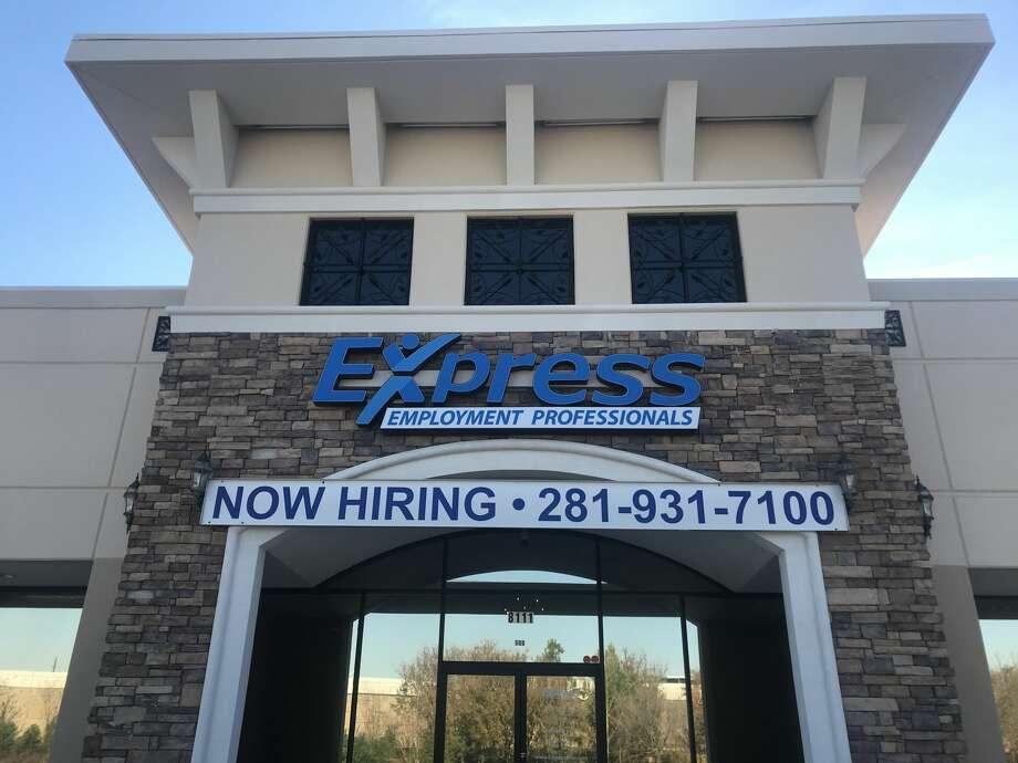 Express Employment Professionals will host a drive-thru job fair on June 10. Photo: Express Employment Professionals