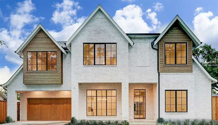 Briargrove's 6224 Pipping Rock Ln. is listed at $1.7 million. Photo: TK Images