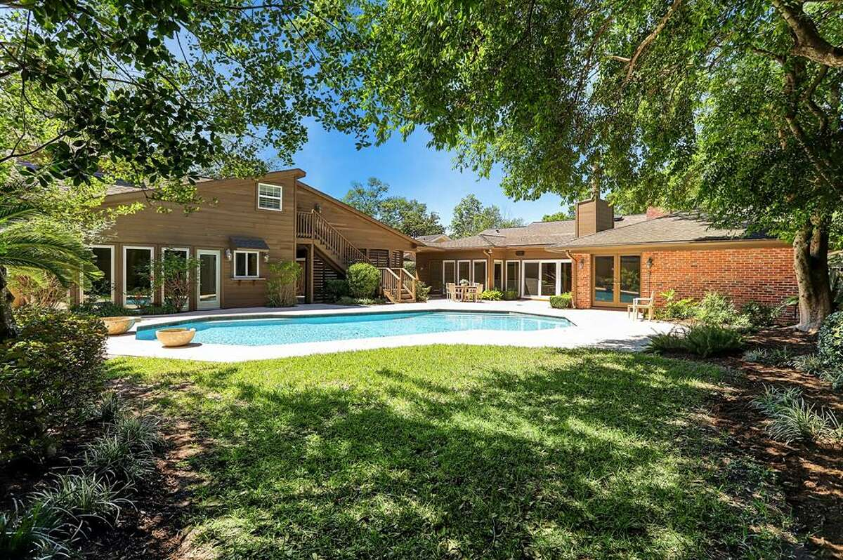 Briargrove's 6135 Cedar Creek Dr. is listed at nearly $1.3 million.