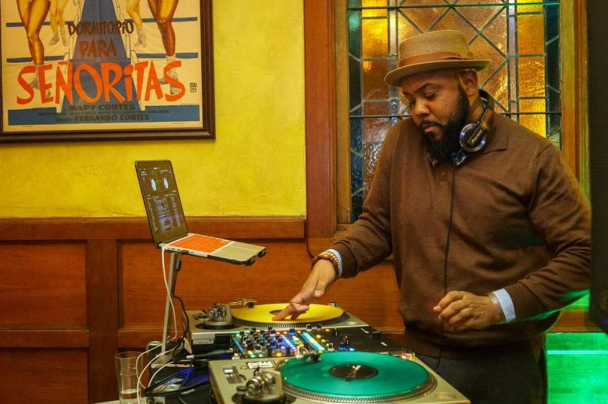 DJ Trumastr, above, Funk Soul Brother and others will be performing at the Savoy Taproom, 301 Lark St. for the Winter Classic '16.