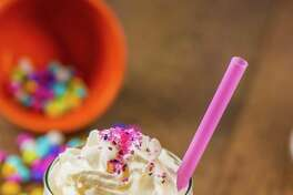Milkshakes are a fun and customizable treat.