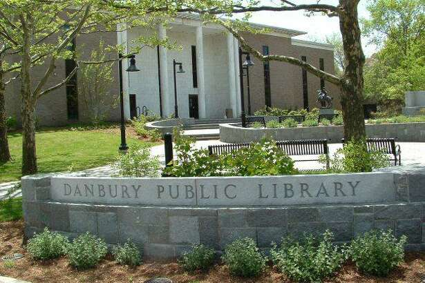 The Danbury Public Library at 170 Main St.