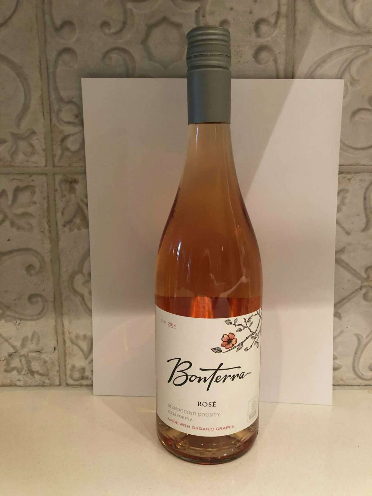 2019 Bonterra Rosé Mendocino County