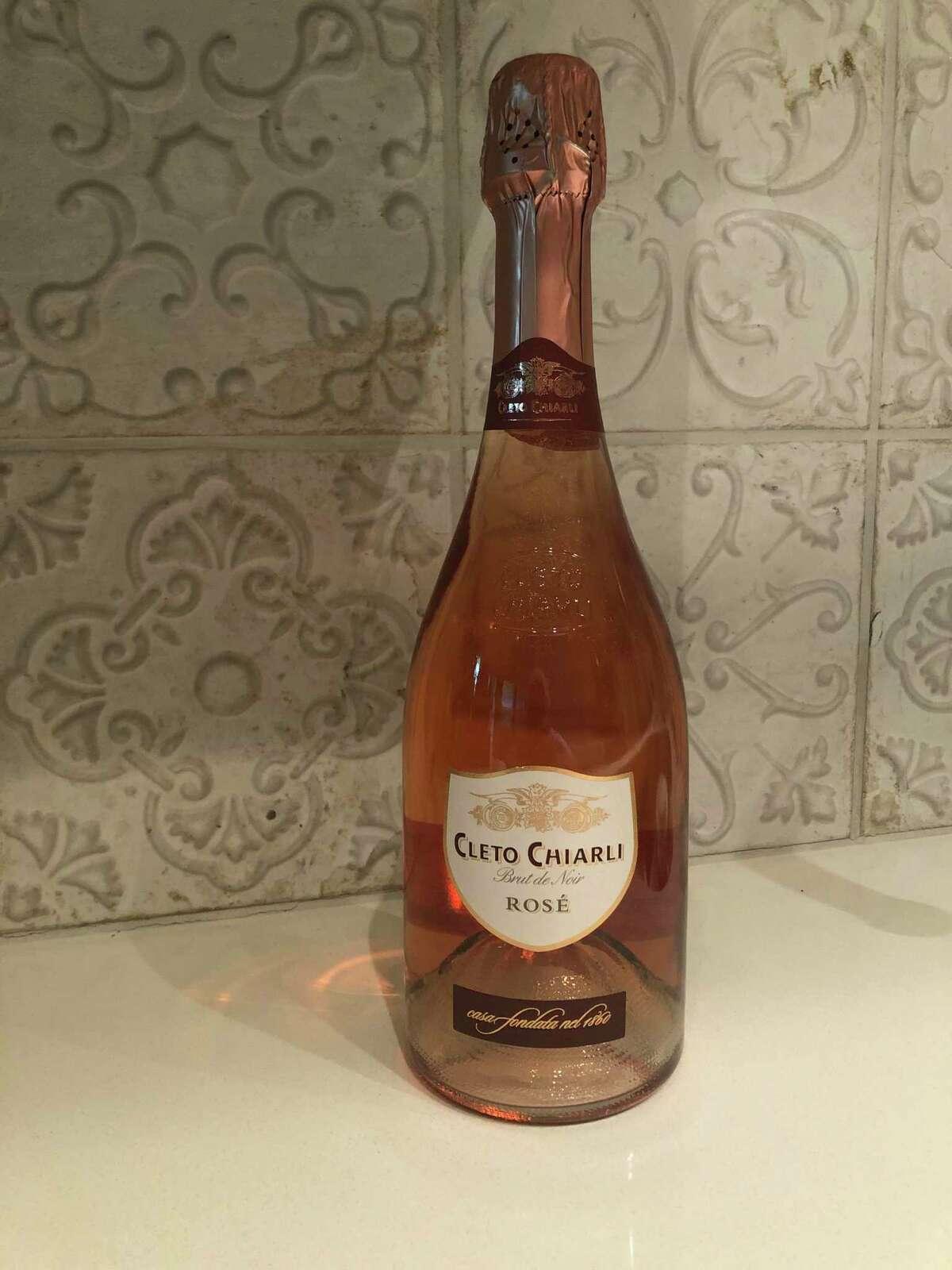 Cleto Chiarli Brut de Noir Rosé