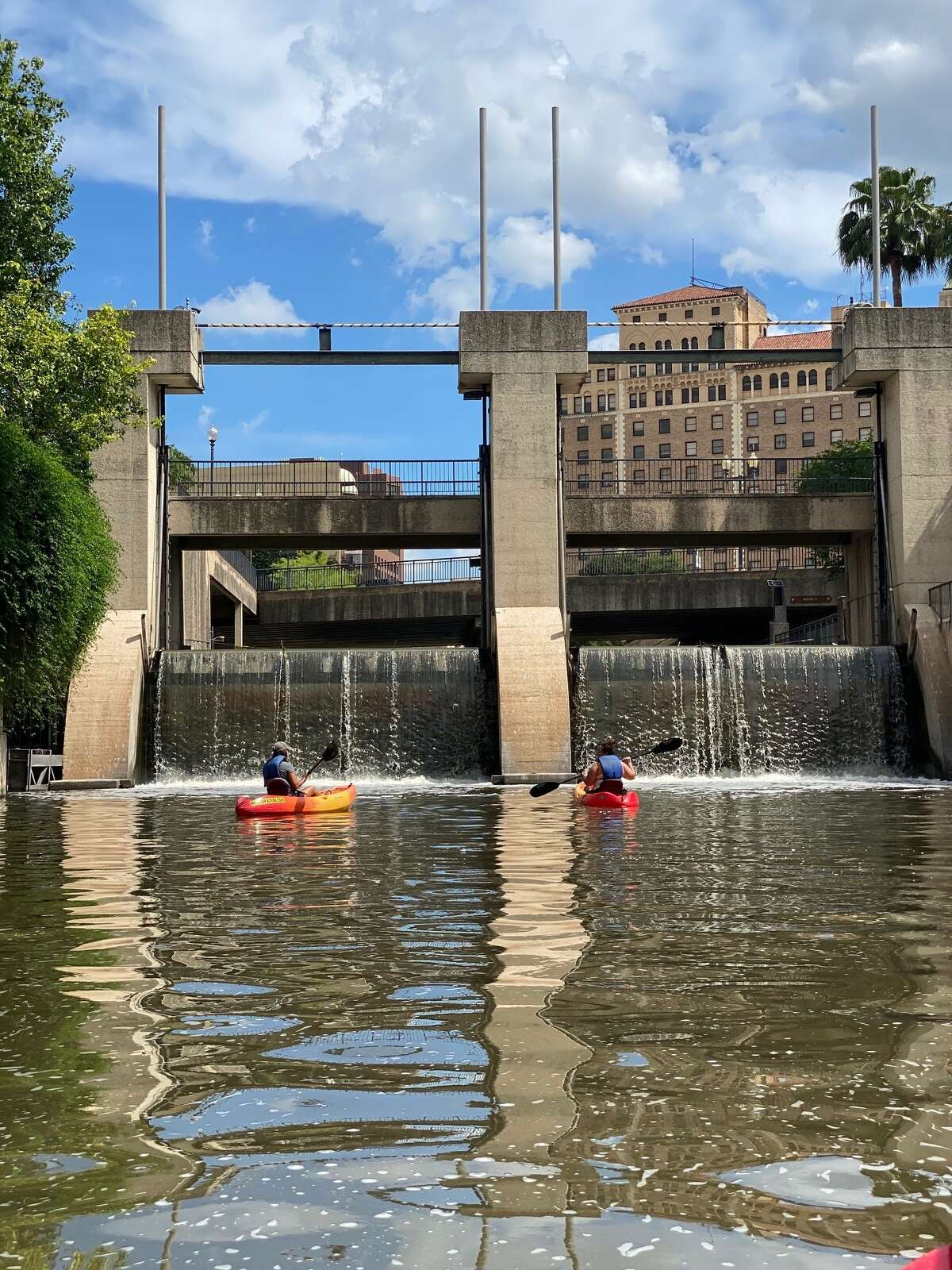 With people desperate to get out of the house while practicing safe social distancing, Mission Adventure Tours's kayak rental sales have soared this year.