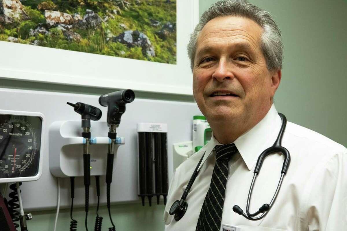 Dr. Paul Sachs of Stamford Hospital