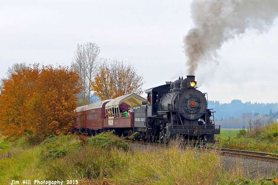 The Chehalis Centralia Railroad and Museum recently announced its season start date, inviting friends, families, and railroad aficionados to nab their reservations aboard for weekend excursion on Saturday, June 20, or Sunday, June 21. Photo: Courtesy Yelp