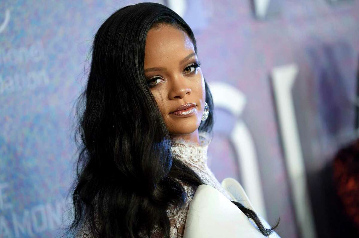 Rihanna made a stop at Cadillac Ranch in Amarillo on Friday, Aug. 14, where she was loud and clear on her feelings for President Donald Trump.
