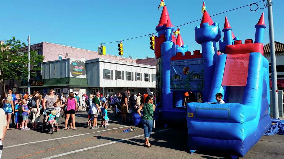 Ludington's Friday Night Live events draw 5,000-8,000 people.The Downtown Ludington Board announced it will not hold the events this year. (Courtesy photo)