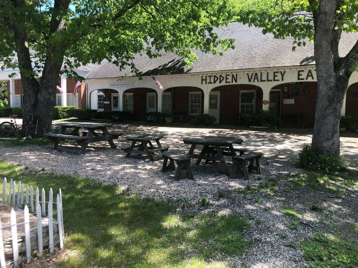 Hidden Valley Eatery on Bee Brook Road in Washington is for sale as a turn-key business.
