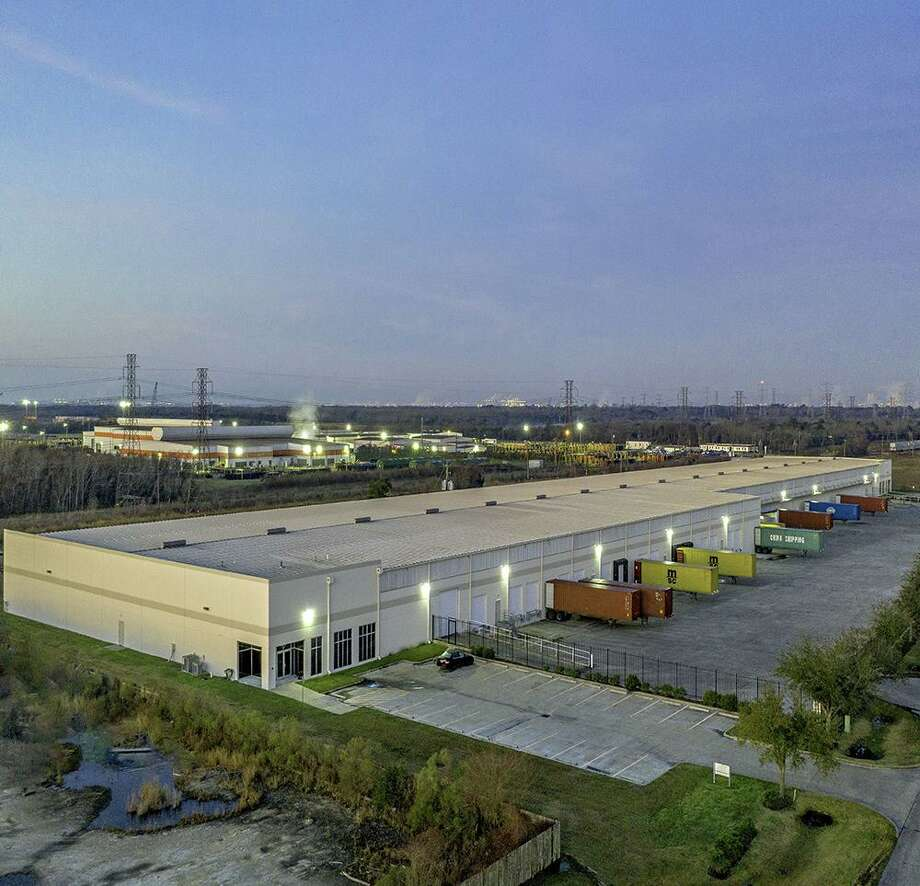 High Street Logistics Properties acquired Cedar Crossing Distribution Center, a 129,527-square-foot distribution facility at 3710 Cedar Blvd. in Baytown. The building is leased by Merih Cotton Corp. Photo: JLL
