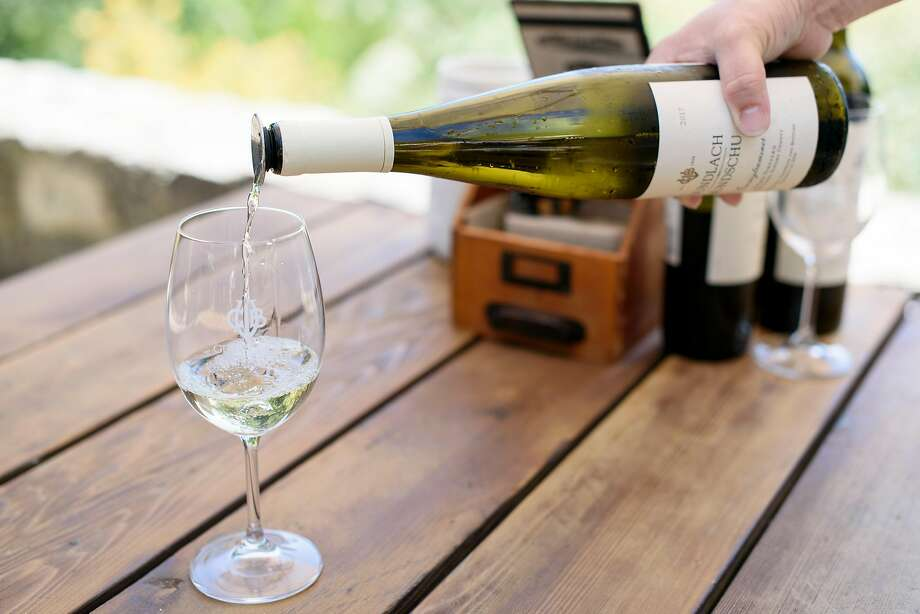 One of Gundlach Bundschu winery's specialties is Gewurztraminer. Photo: Michael Short / Special To The Chronicle 2018