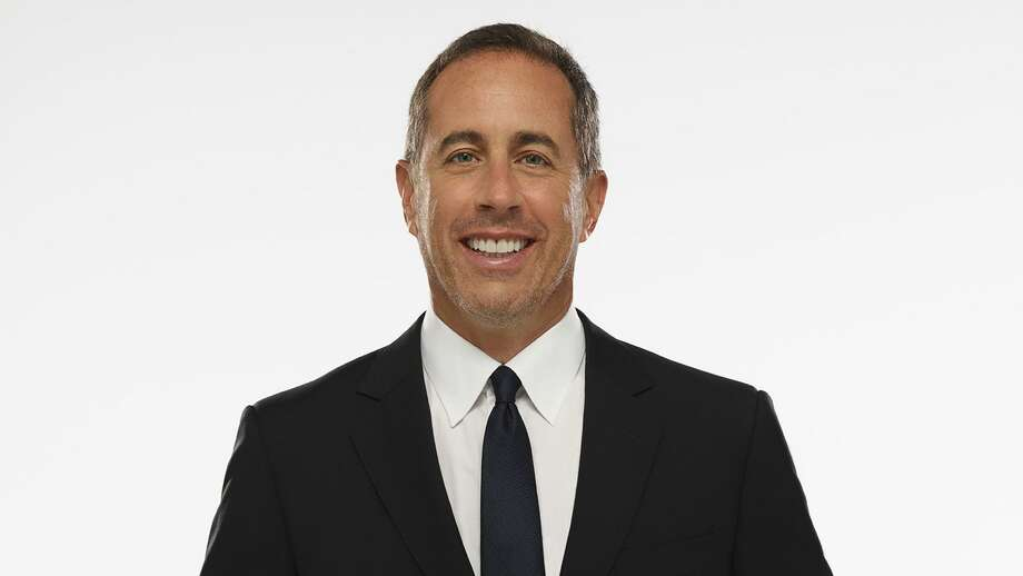 Jerry Seinfeld is coming to Foxwoods. Photo: Jerry Seinfeld / Contributed Photo