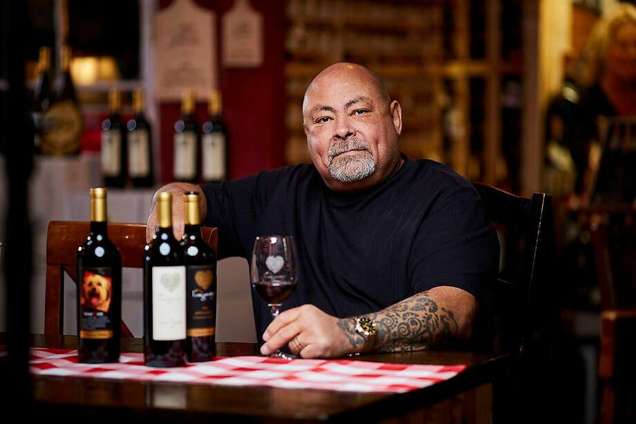 Phil Long, owner of Longevity Wines, is a member of the Association of African American Vintners. Photo: Ron Essex Photography