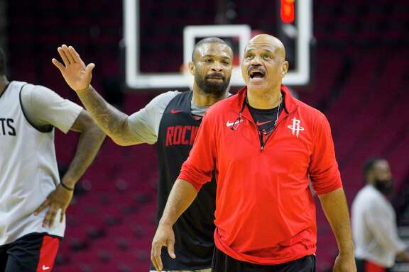 John Lucas has had the title of director of player development with the Rockets. As a candidate for the head coaching job, the team knows the importance of his relationship and influence with the players goes beyond that.