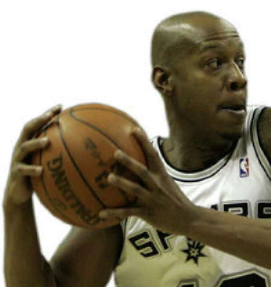 Keith Bogans has assumed Bruce Bowen's old role.