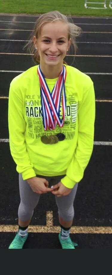 Pine River's Kendra Montague would have been among the area's top sprinters. (Courtesy photo)