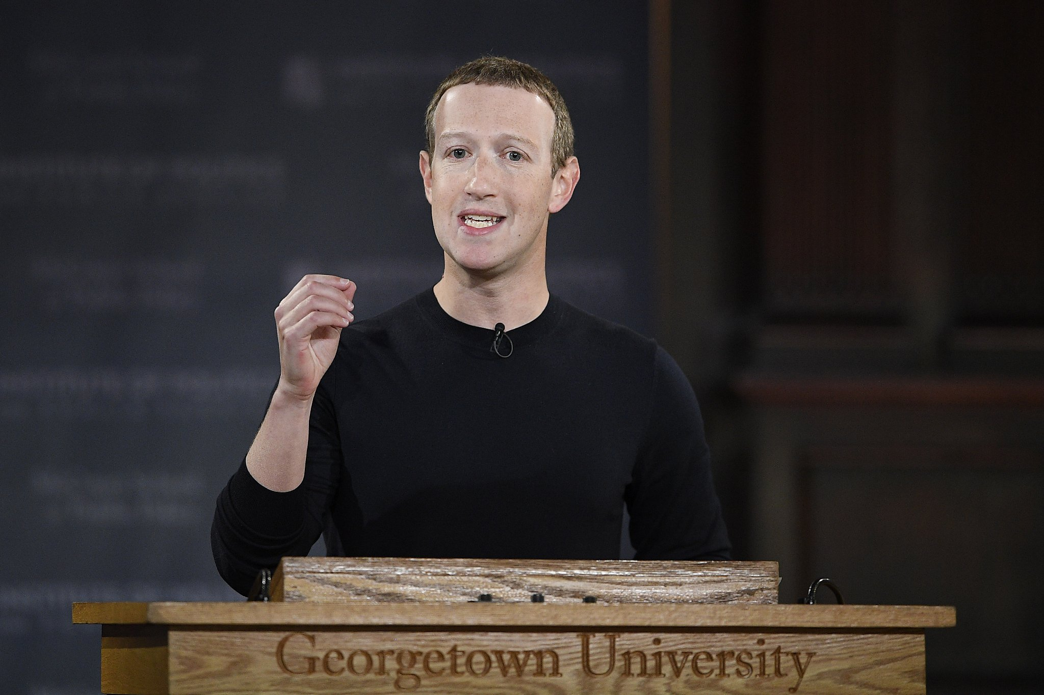 Zuckerberg punts decision on banning Trump from Facebook to outside panel
