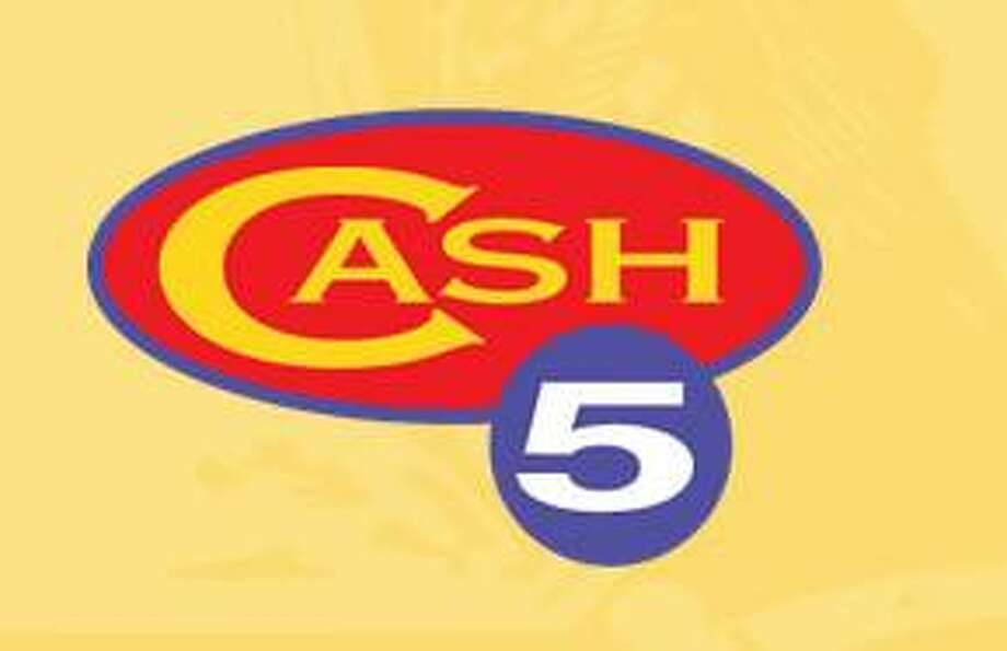 The odds of matching all five numbers in a Cash 5 drawing are 1 in 324,632 . Photo: CT Lottery Image