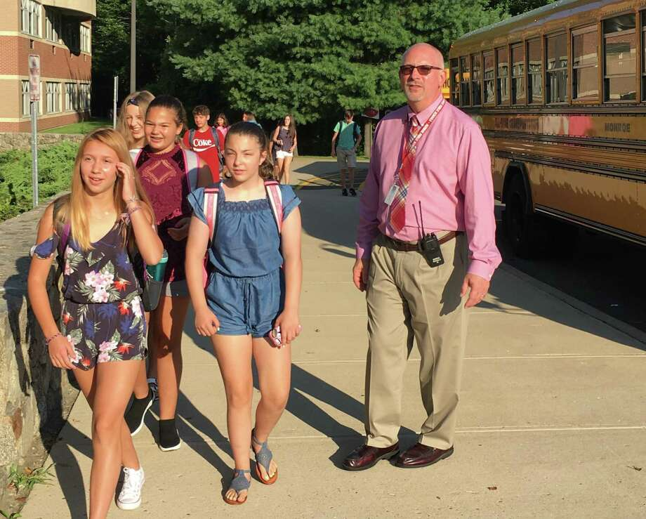 Longtime Jockey Hollow Principal Jack Ceccolini was appointed interim assistant superintendent by the Monroe Board of Education Monday, June 1. Photo: Contributed Photo / Connecticut Post