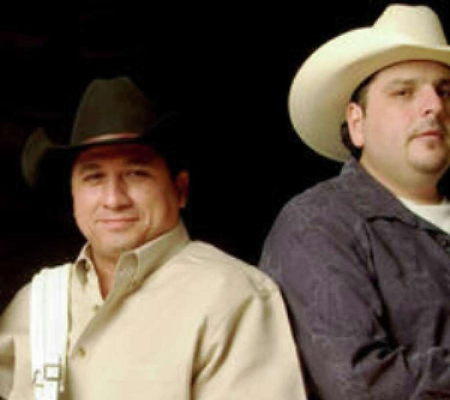 Los TexManiacs, featuring David Farias (left) and Max Baca, received its first Grammy nomination in 2009.