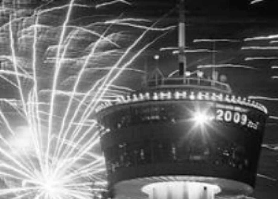 A reader asks why she can't use fireworks within the city limits but the city can for the New Year's celebration. She suggests issuing fireworks permits to generate revenue.