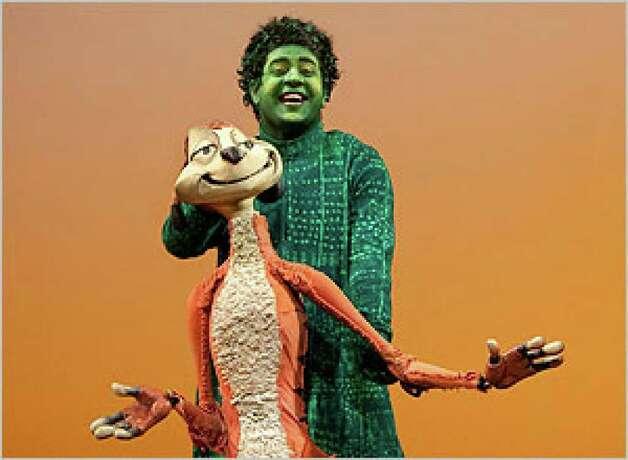 Timon Lion King Broadway Lion King Broadway Timon