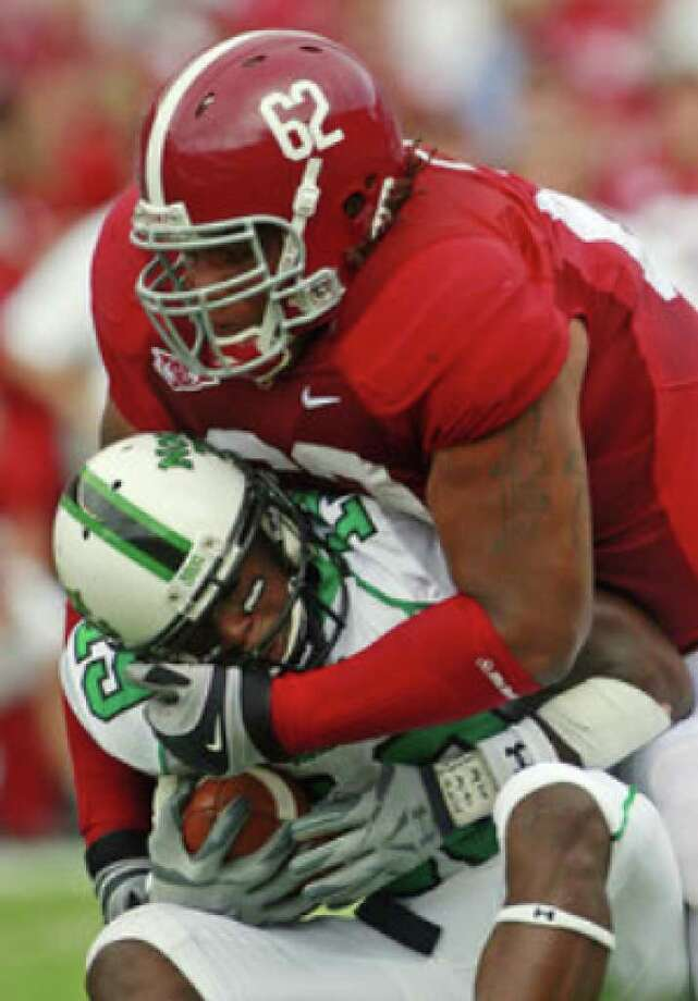 Alabama defensive tackle Terrence Cody was among six Crimson Tide players on the AP All-America first team.