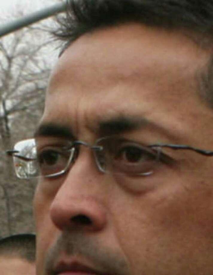Ignacio Ramos: He was sentenced in 2006 for shooting a drug smuggler.