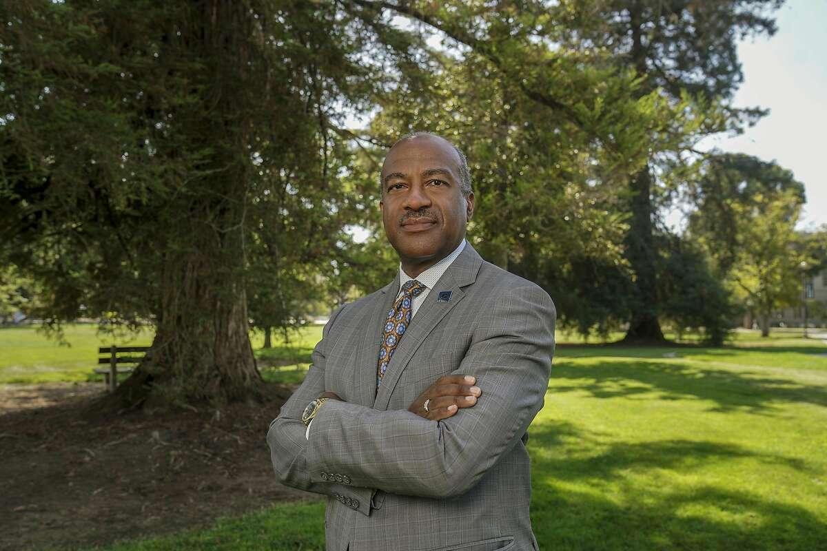 Gary May, chancellor of UC Davis