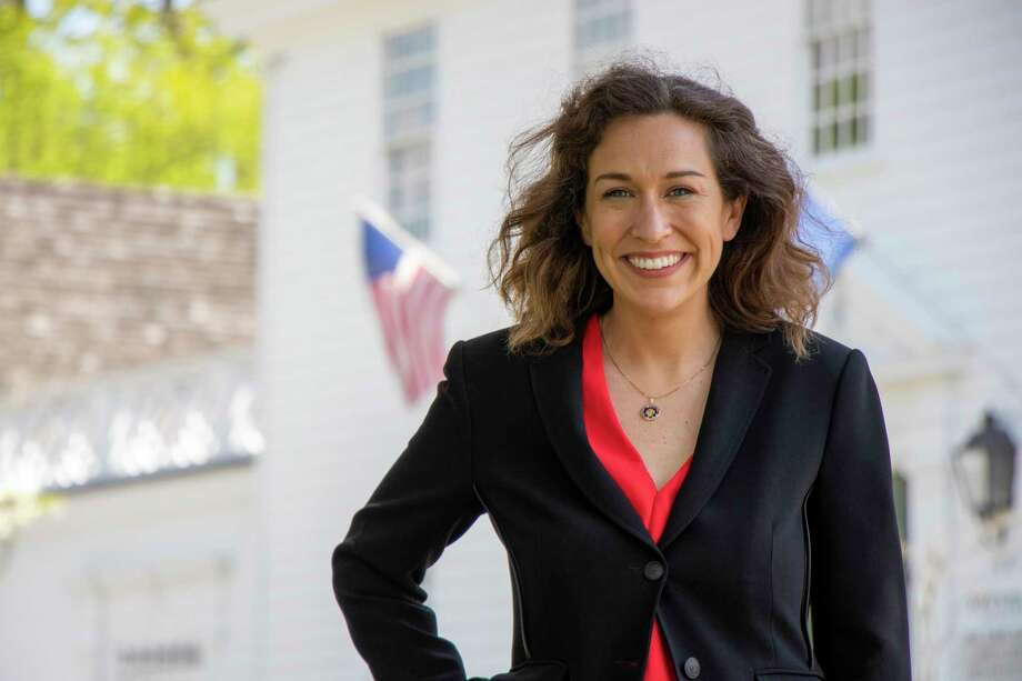 Trumbull resident Carla Volpe is the unanimous choice of Democrats to run for the state House of Representatives in the 134th District. Photo: Contributed