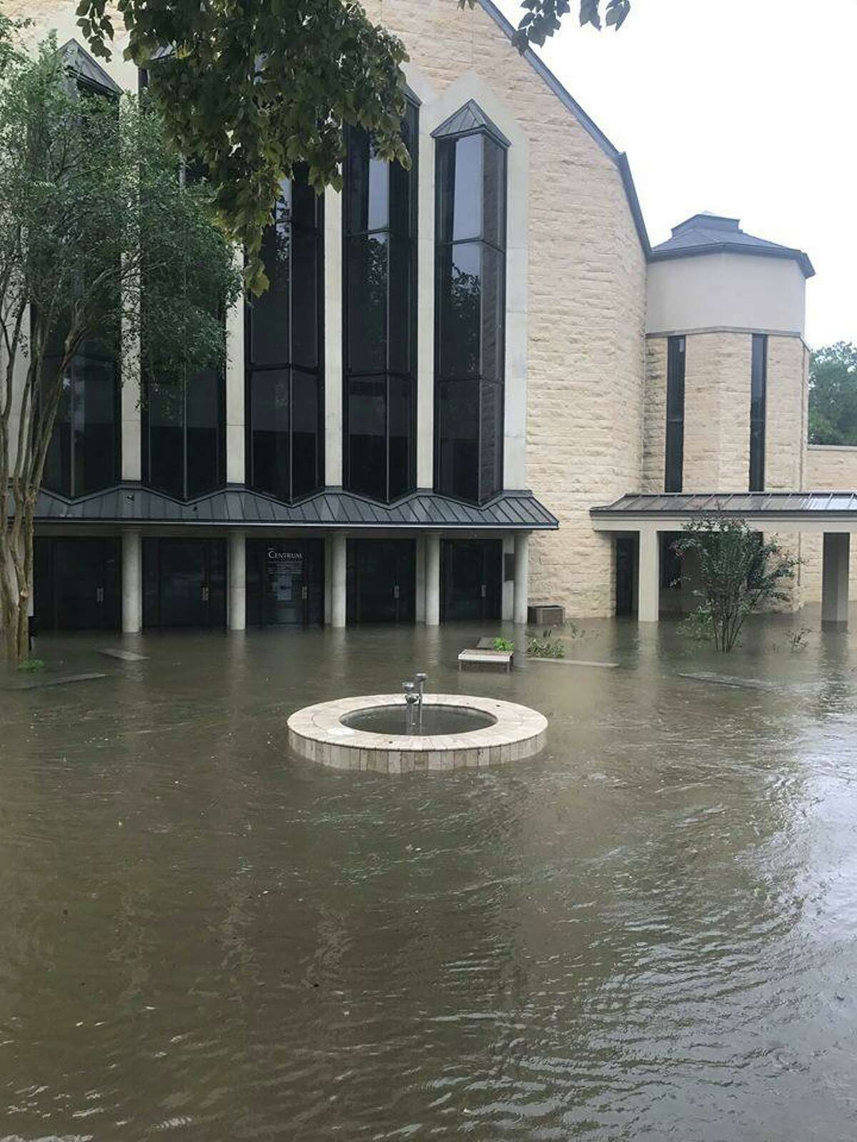 The Centrum, part of the Cypress Creek Christian Community Center, is scheduled to reopen by Christmas 2020 after suffering damage during Hurricane Harvey in 2017.