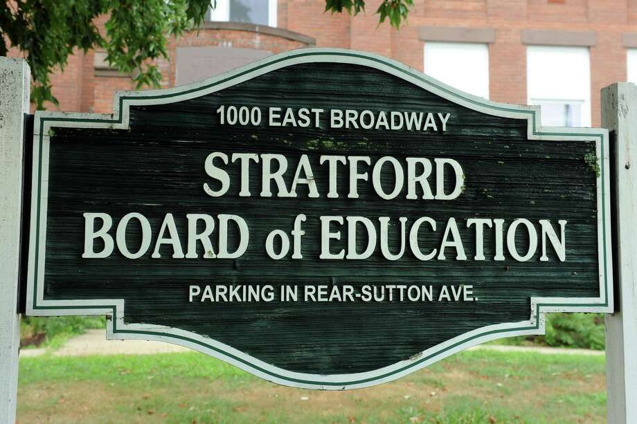 The Stratford Board of Education, in Stratford, Conn. July 25, 2016. Photo: Ned Gerard / Hearst Connecticut Media / Connecticut Post