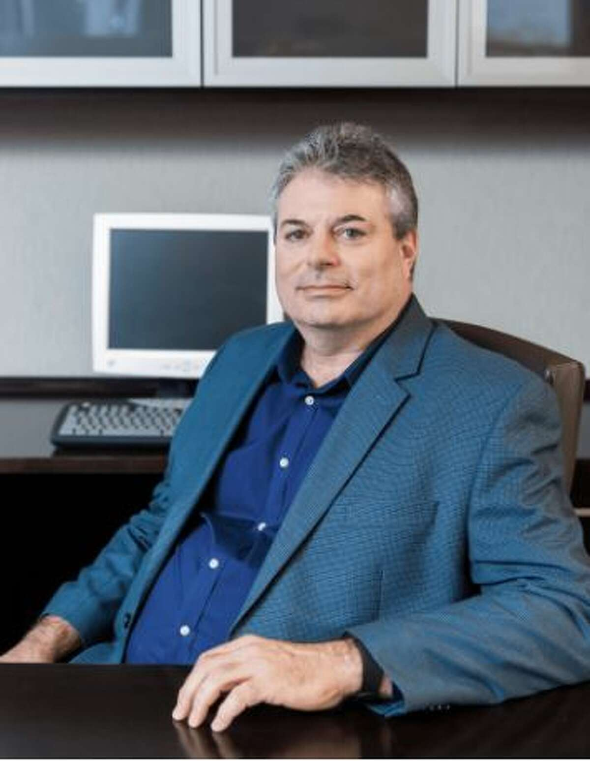 Rod Dion, owner of Tech Valley Office Interiors