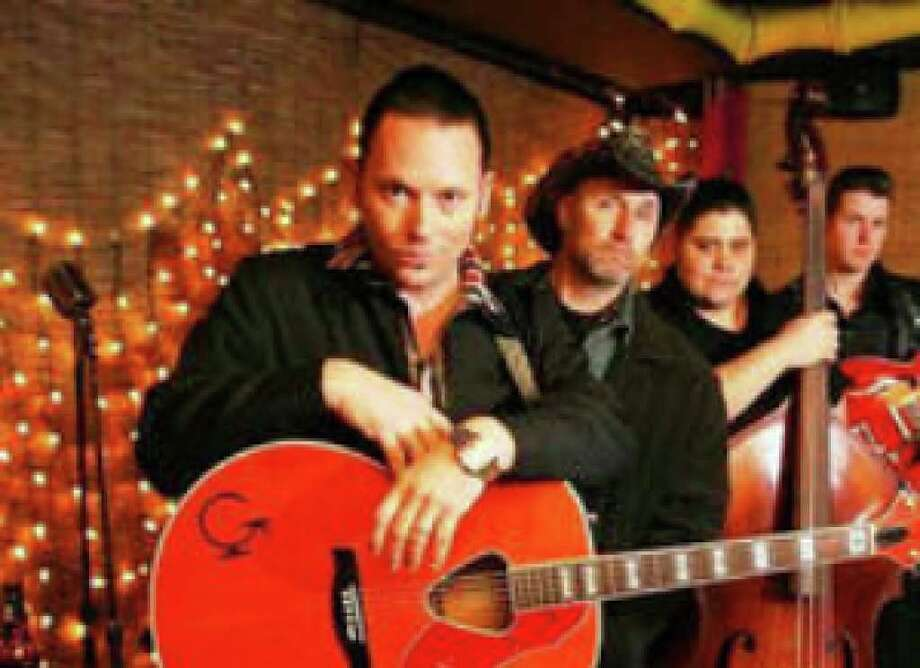 It's rock 'n' roll and roots country with Chadd Thomas and the Crazy Kings tonight at The Mix.