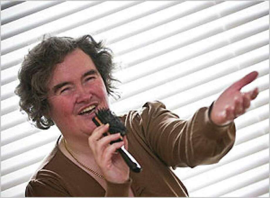 """Susan Boyle's performance on """"Britain's Got Talent"""" capture the hearts of many."""