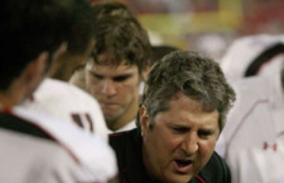 Thousands of students and fans are united in support of former Texas Tech coach Mike Leach, who was fired on Wednesday.
