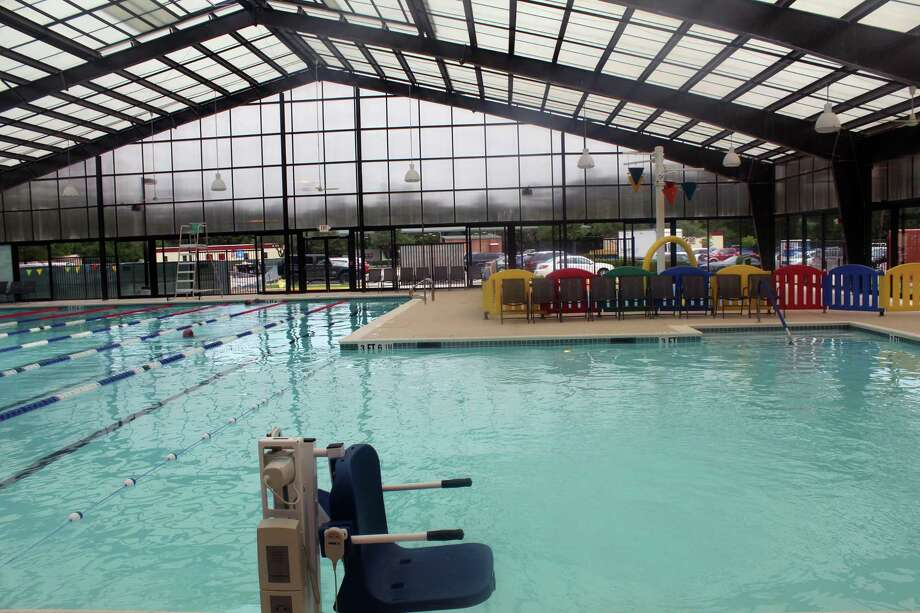 The pool is one of the limited options available at the Lake Houston YMCA. Photo: Melanie Feuk / Melanie Feuk