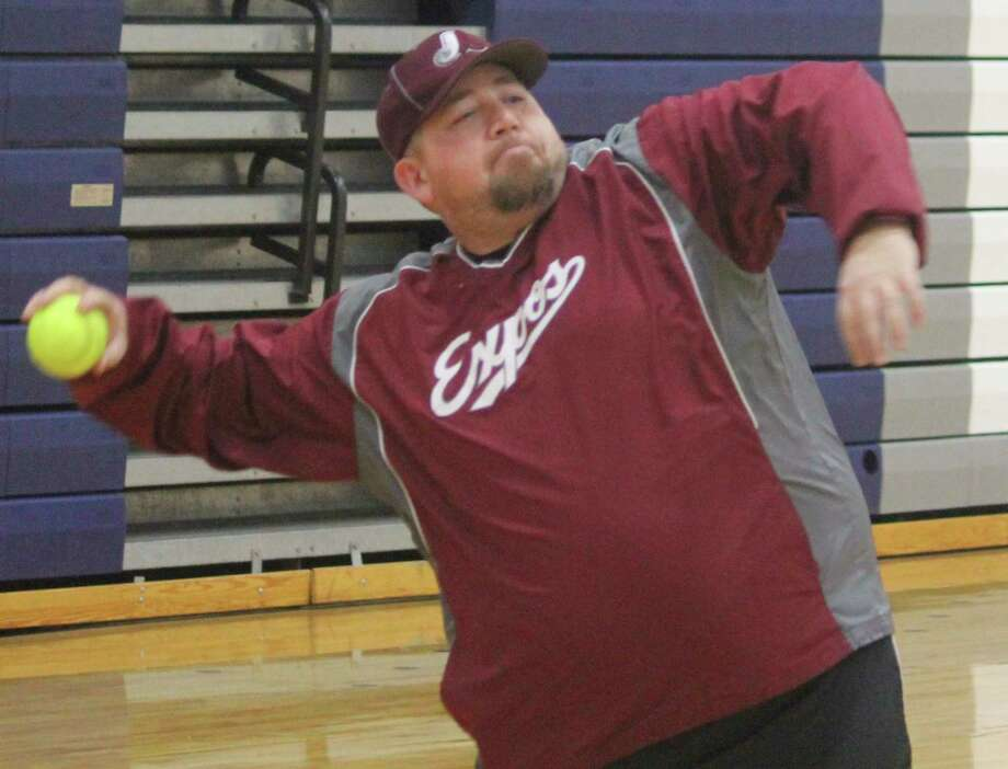 Crossroads coach Kevin Brigham is coaching the local Michigan Expos team. (Pioneer file photo)