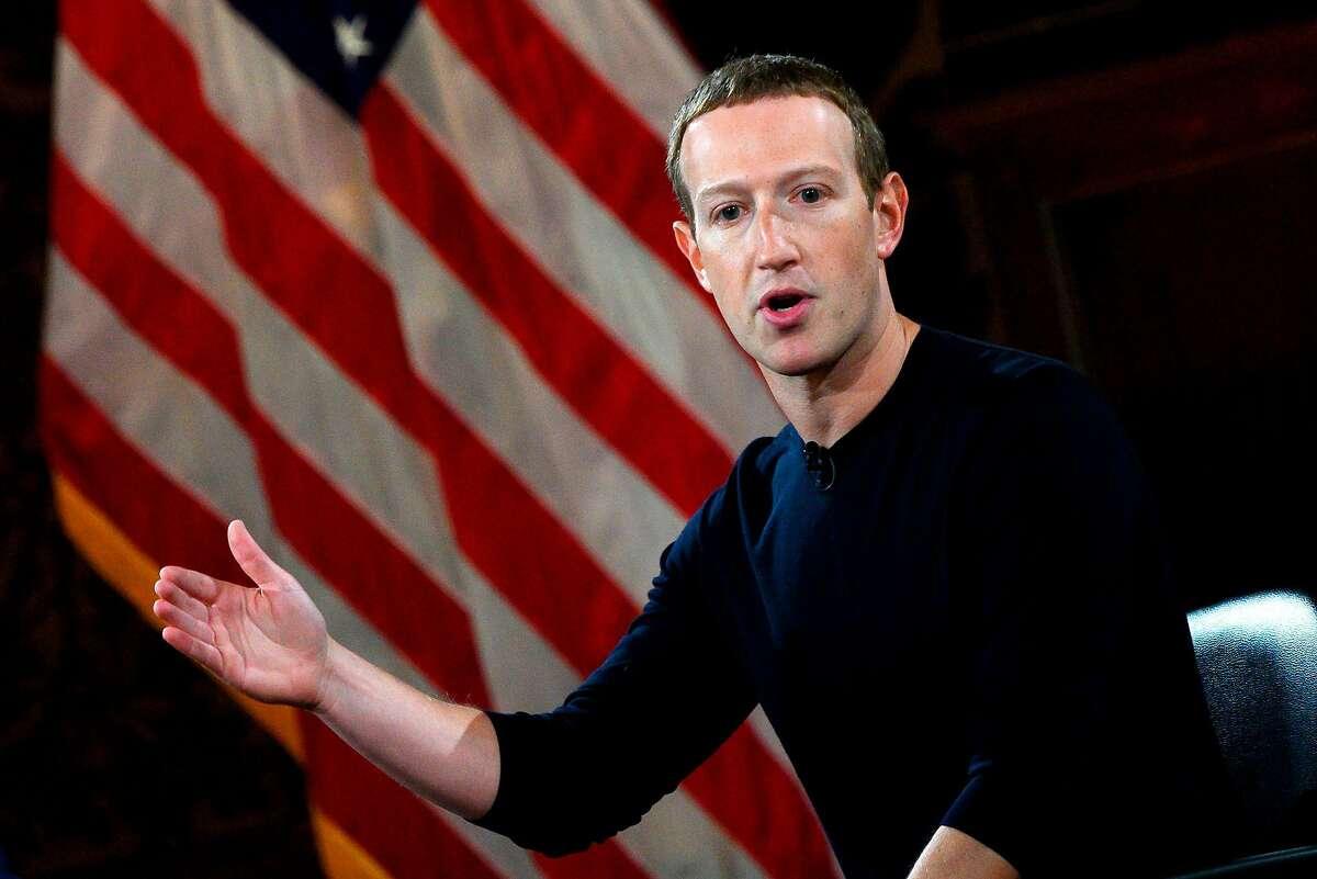 Facebook is blocking President Trump from posting until at least Jan. 20, when his successor Joe Biden is sworn in, according to CEO Mark Zuckerberg.