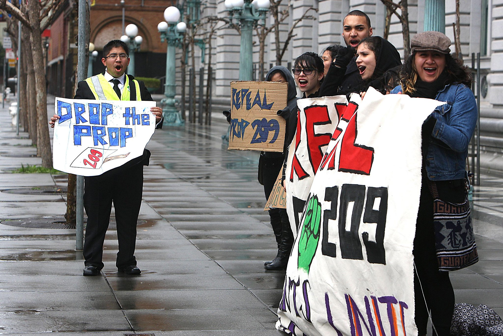Bills on slavery reparations, affirmative action advance in California Assembly