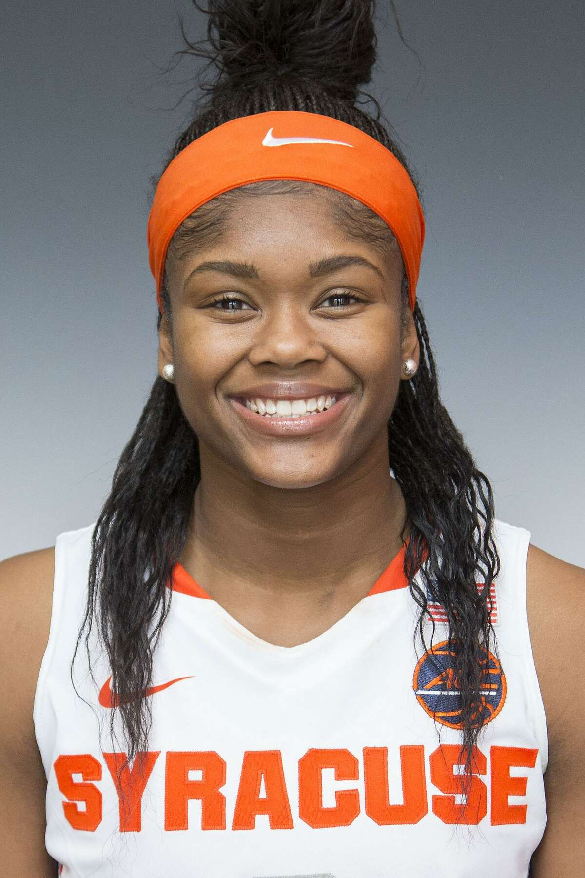Isis Young is transferring from Syracuse to Siena as a graduate transfer. (Courtesy of Siena College Athletics)