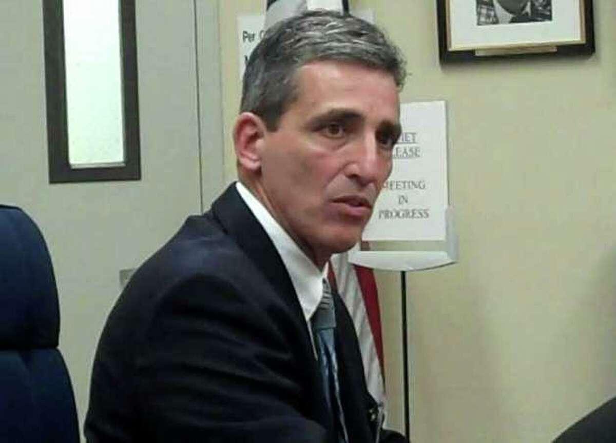 Police Chief Keith Mello.